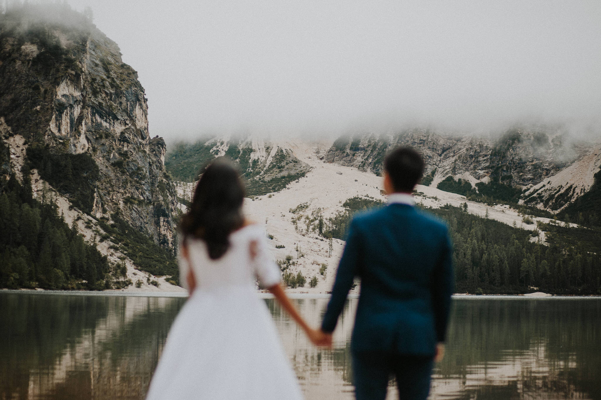 064 elopement pragser wildsee