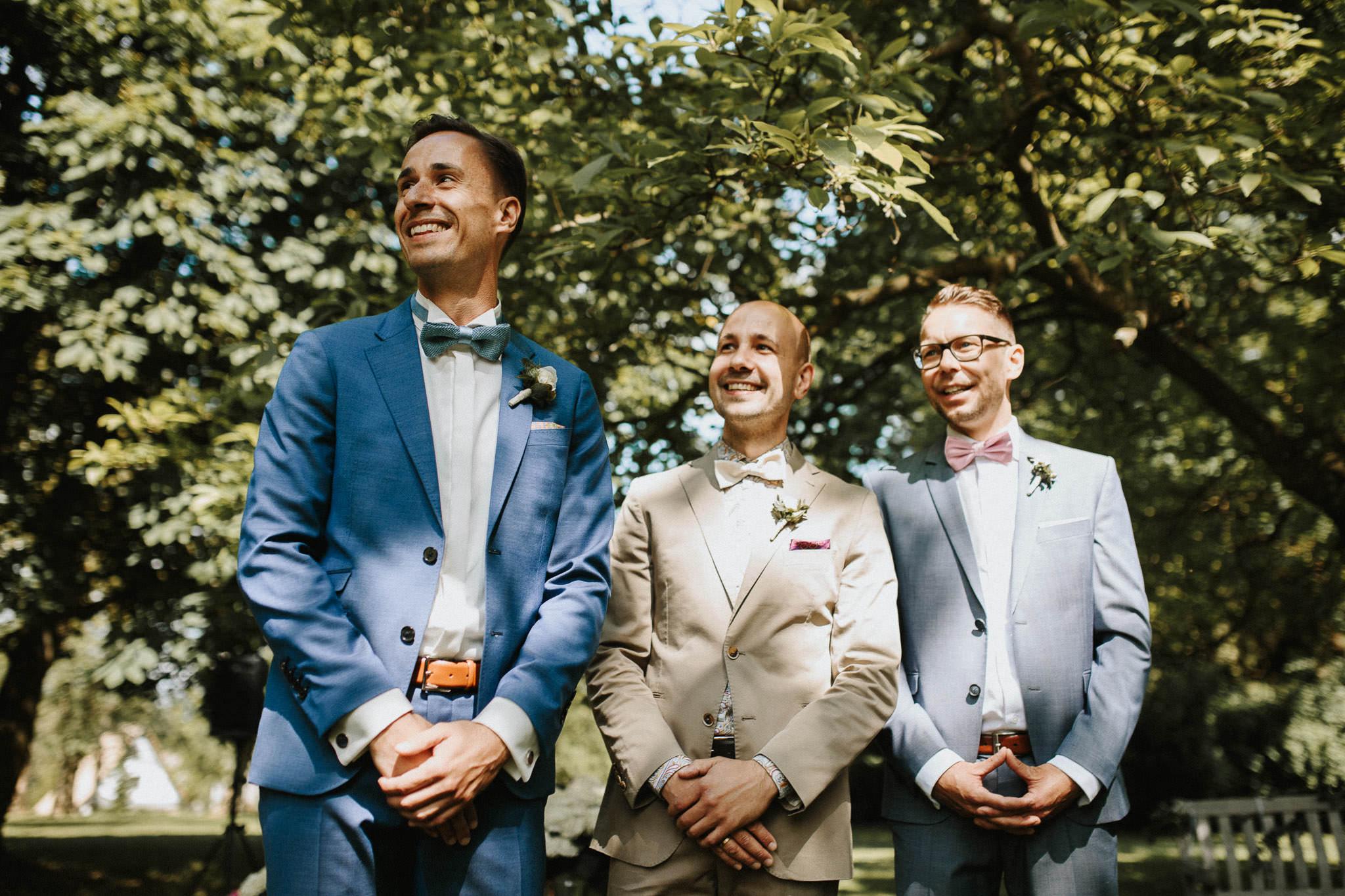Hochzeit Gutshaus Stolpe an der Peene