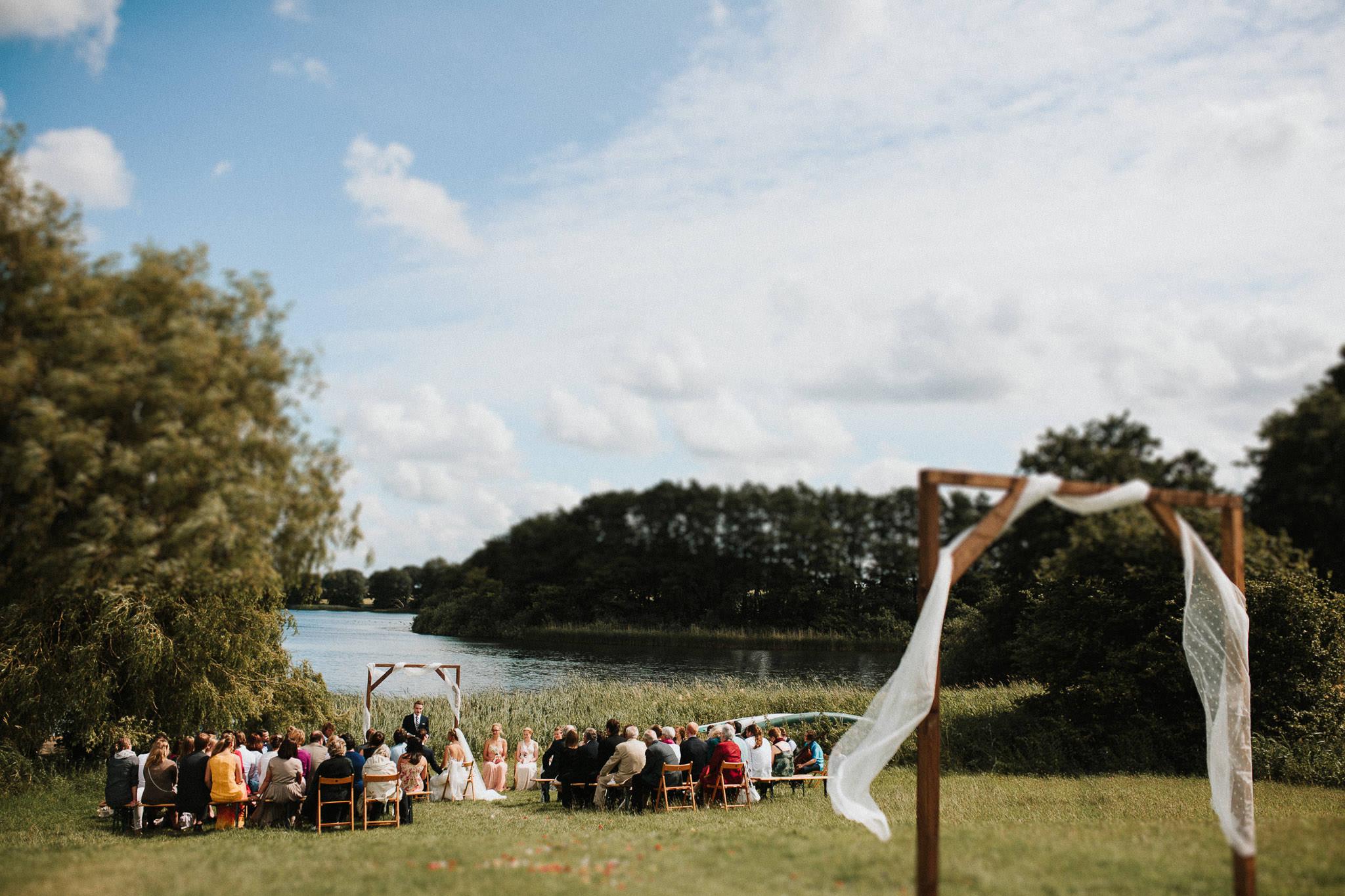 Hochzeit auf Hof Brache in Wahlstorf bei Kiel